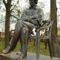 Болдино памятник А.С.Пушкину, Большое Болдино