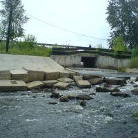 The stream, Большое Козино