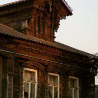Дом - русское зодчество, Большое Козино