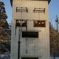 Электро будка школы № 20, Большое Козино