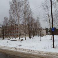 Школа, Большое Козино