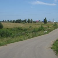 Ляхово, поселок с составе Большого Козино, Большое Козино