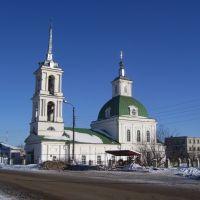 Троицкая церковь (Troickaya church), Большое Мурашкино