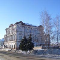 РайонныйВоенкомат(Дом И.С.Панышева XIX век ), Большое Мурашкино