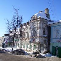Районный ЗАГС (бывший дом С.С. Панышева) - District registry OFFICE (former house of S.S. Panysheva), Большое Мурашкино