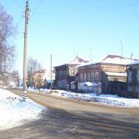 Старая улица-Old street, Большое Мурашкино