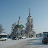 Центр районного центра, Большое Мурашкино