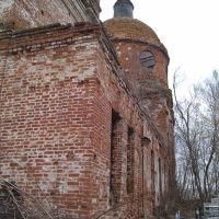 Кладбище в Большом Мурашкино, Большое Мурашкино
