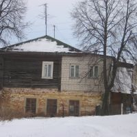 Большое Мурашкино центр поселка, Большое Мурашкино