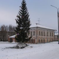 Большое Мурашкино Центральная площадь, Большое Мурашкино