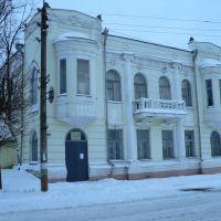 Музей (бывшая школа), Большое Мурашкино