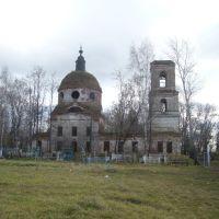 Церковь Вознесения Господне, Большое Мурашкино