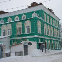 Дом купца, Большое Мурашкино