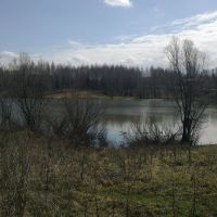 Озеро, Большое Мурашкино