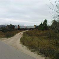 лодочная станция Труд, Большое Пикино