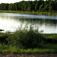 Oktyabrsky pos., Большое Пикино