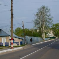 Ул.Коммунистическая, Большое Пикино