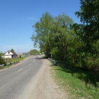 Мост через р. Нуженка, Большое Пикино