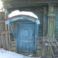Деревянные дома, г.Бор, ул.Октябрьская, Бор