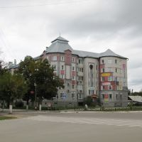 ☂Бор. Административное здание (ул. Ленина, 161/1), Бор