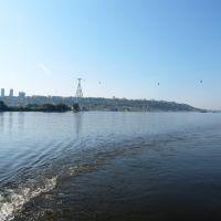 ►Нижний Новгород. Прогулка по Волге, Бор