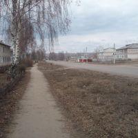 Улица Советская, Вад