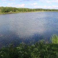 Второе озеро, Вад