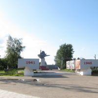 WWII Memorial, Вад