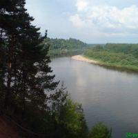 любимая река ветлуга, Варнавино