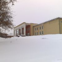 Дом культуры, Библиотека, Варнавино