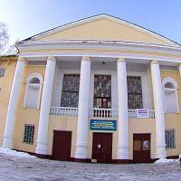 во дворце культуры есть хорошее кафе, Вахтан