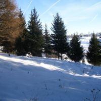 Снег и солнце, Вача