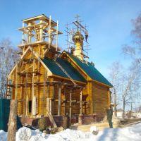 церковь Тихона Амафунского, Вача