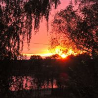закат, Велетьма