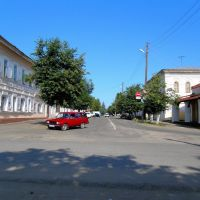 Центр города, Ветлуга