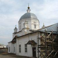 Троицкая церковь города Ветлуги., Ветлуга