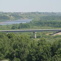 Мост через р.Ветлуга., Ветлуга