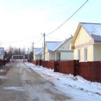 Новая улица, Ветлуга