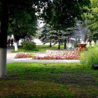 Городской фонтан, Ветлуга