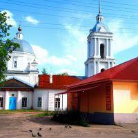 Церковь во имя Живоначальной Троицы., Ветлуга