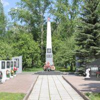 Мемориальный комплекс, Вознесенское
