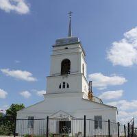 Церковь Вознесения Христова-2, Вознесенское