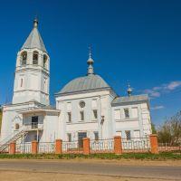 Церковь Благовещения Пресвятой Богородицы в Володарске, Володарск