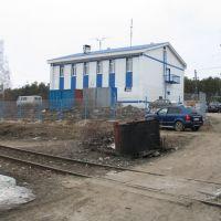 Около ст. Сейма, Володарск