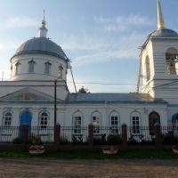 ворсменская церковь, Ворсма