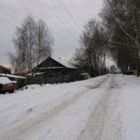 country road, Воскресенское