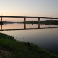 bridge, Воскресенское