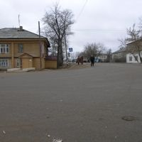 Сoach station, Воскресенское