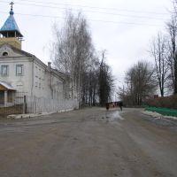 The central area 2006, Воскресенское