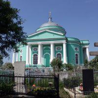 Церковь Сергиевского скита, Выездное